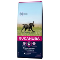 12 kg Eukanuba growing Puppy & Junior large breed hvalpefoder