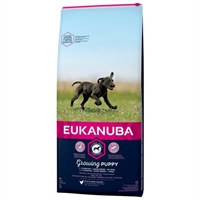 15 kg Eukanuba Puppy large breed hvalpefoder