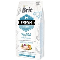 2,5 kg Brit Fresh hundefoder - Adult Large